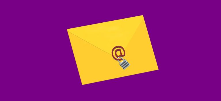 Datenschutz bei der Übermittlung von E-Mails