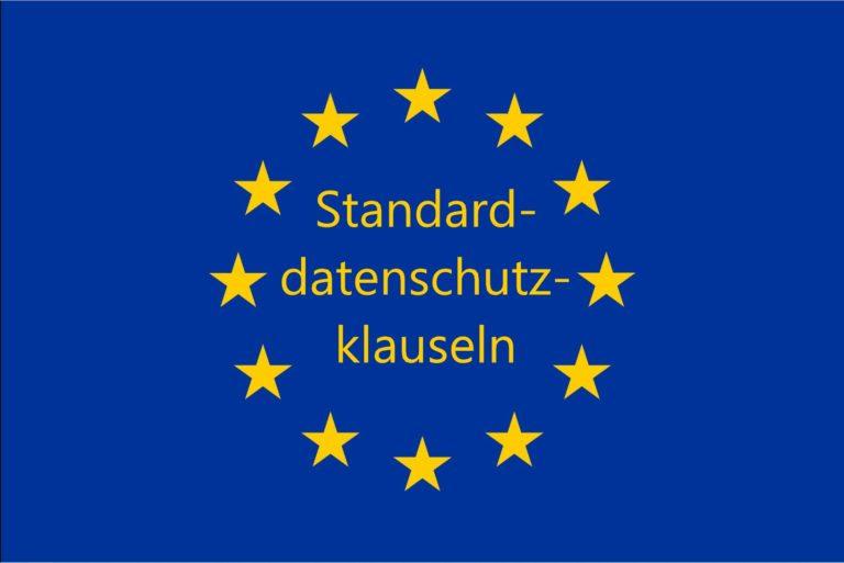 Standardvertragsklausen