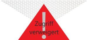 Personenbezogene Daten erfolgreich gegen Cyber-Angriffe schützen